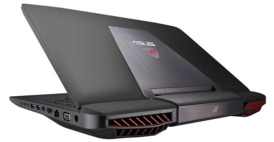 pc portable gamer asus g751jy meilleur ordinateur. Black Bedroom Furniture Sets. Home Design Ideas