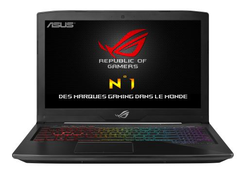 pc portable asus rog strix gl503vd fy064t 15 6 gaming. Black Bedroom Furniture Sets. Home Design Ideas