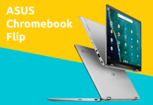 Bon plan asus chromebook flip