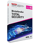 Bitdefender total security comparatif