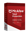 McAfee Total Protection 2019 5 Postes