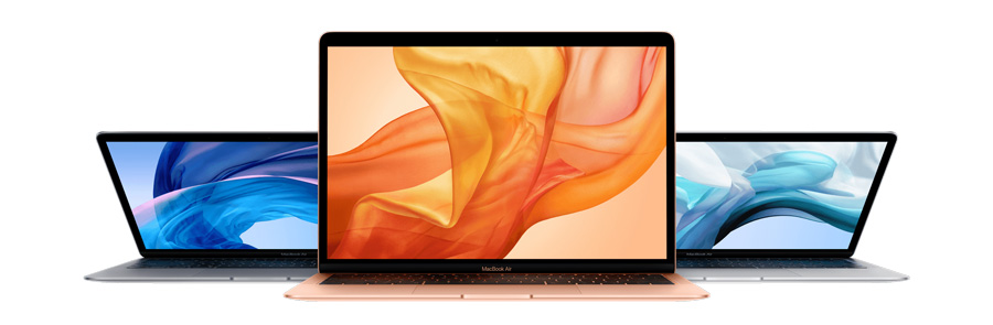 Comparatif macbook air