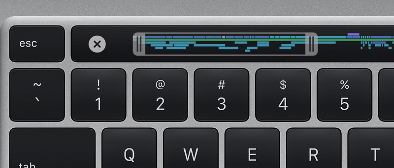 macbook pro 16 pouces clavier magic